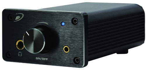 Dayton Audio DTA-120 Class T Digital Mini Amplifier 60 WPC (Black) by Portable & Gadgets
