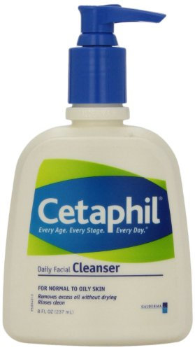 Cetaphil Cetaphil Daily Facial Cleanser For Normal To Oily S