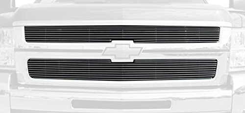 Putco 71163 Shadow Mirror Polished Aluminum Billet Grille