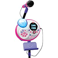 VTech Kidi Super Star Karaoke System with Mic Stand Amazon Exclusive