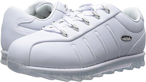 Pictures of Lugz Men's Changeover Ice Fashion Sneaker MCHGOIV White/Clear 1