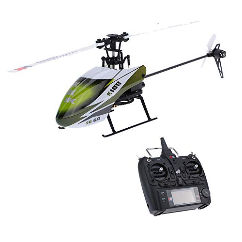 Goolsky XK Falcon K100 Helicopter 6CH 3D 6G System RTF RC Drone