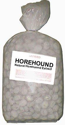 10 lb Bag: Old Fashion Horehound Candy