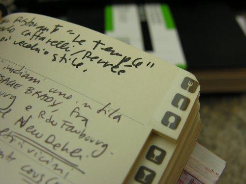 Moleskine City Notebook - Moscow, Pocket, Black, Hard Cover (3.5 x 5.5) by Moleskine (Image #6)