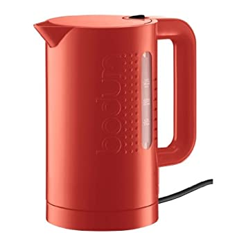 Bodum Wasserkocher bodum bistro electric cordless water kettle 1 5l 11138 294