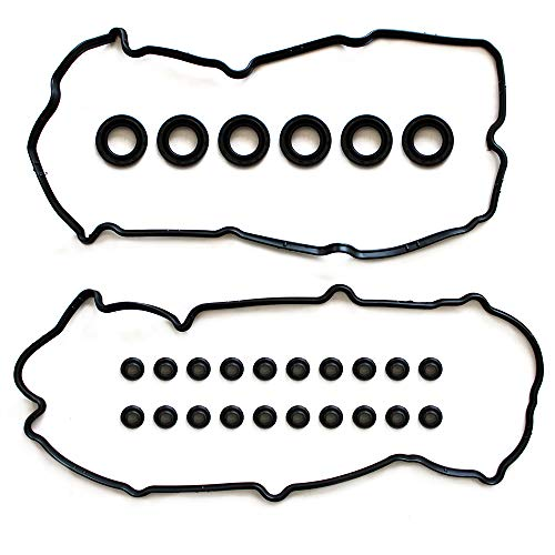 ECCPP Valve Cover Gasket Set fit 96-99 Infiniti I30 95-99 Nissan Maxima Compatible fit for Valve Cover Gaskets Kit