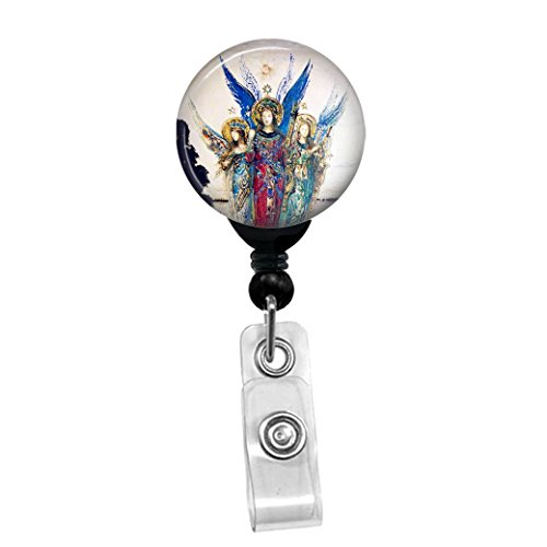 Gustave Moreau - Voices Of Evening - Retractable Badge Re...