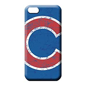 diy zhengiphone 5/5s Heavy-duty Unique Hot Fashion Design Cases Covers phone cover shell chicago cubs mlb baseball