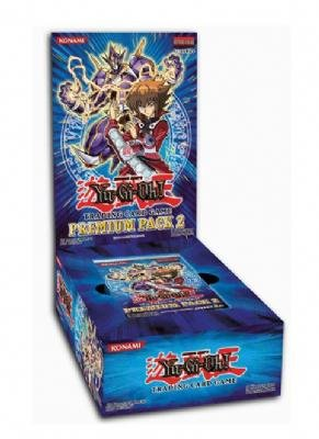 YuGiOh English American Premium Booster