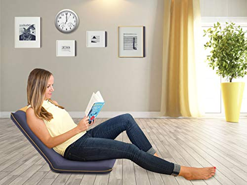 16% off a padded floor chair