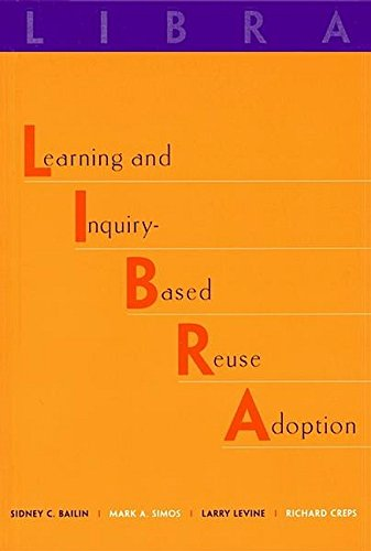 LIBRA: Learning and Inquiry-Based Reuse Adoption by Brand: Wiley-IEEE Press