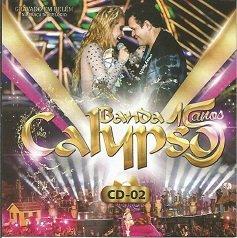 Price comparison product image Banda Calypso - 15 Anos Vol 2 - Em Belem Na Praca do Relogio