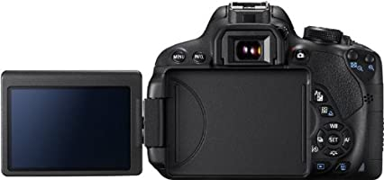 Canon EOS 700D - Cámara réflex Digital (Pantalla táctil 3 ...