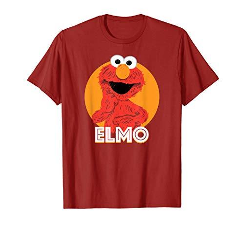 Sesame Street Elmo Scribble T Shirt -