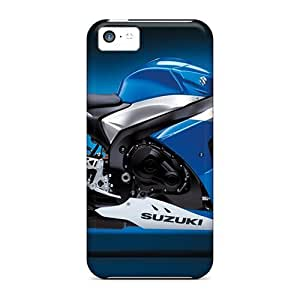 MMZ DIY PHONE CASENew Style Tpu 5c Protective Case Cover/ Iphone Case - Suzuki Gsx R1000