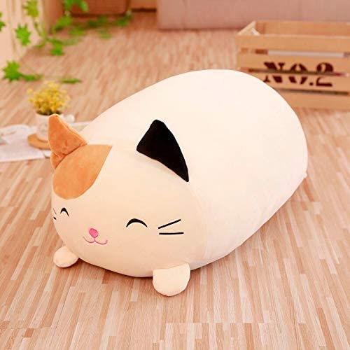 WULOVEMI Realistic,Funny,Soft, Lovely, Gifts,Decompression,Sleeping,Soft Animal Cartoon Pillow Cushion Cute Fat Dog Cat Totoro Peng