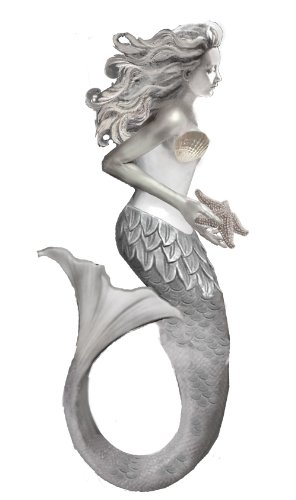 mermaid wall decor