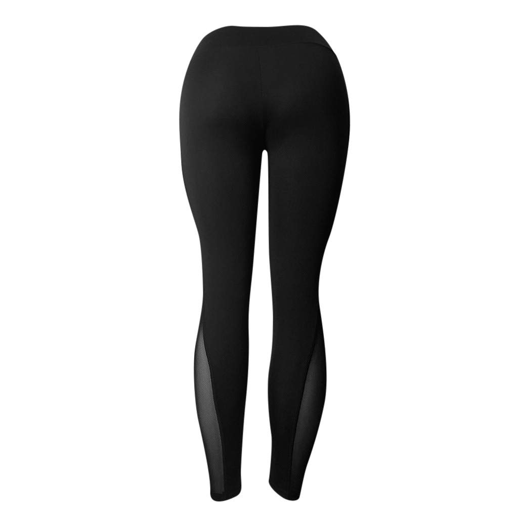 TnaIolral Women Pants Workout Leggings Fitness Sports Gym Running Yoga by TnaIolral (Image #2)