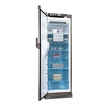 Electrolux EUFG29800X, 324 kWh/year, 41 Db, Plata, 1800 mm, 595 mm, 650 mm - Congelador: Amazon.es: Hogar