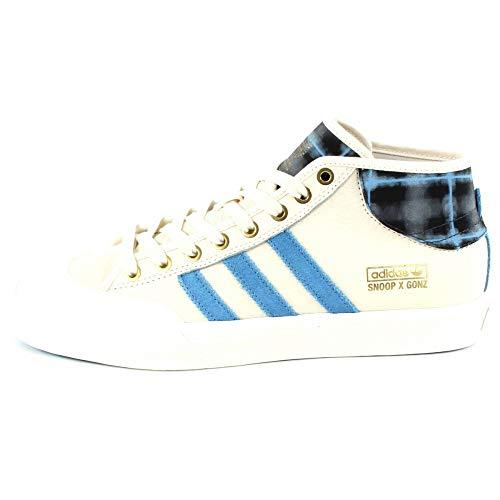 Mid Or Gonz Adidas X Blanc Matchcourt Snoop 7 PCqxC18w