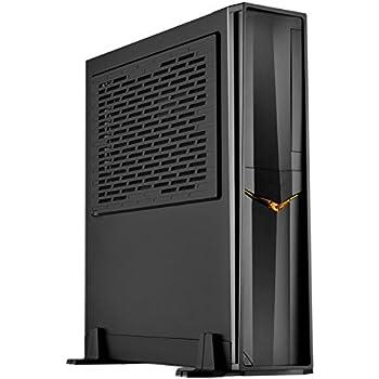 Amazon.com: SilverStone Technology Mini-ITX Slim Small Form Factor ...
