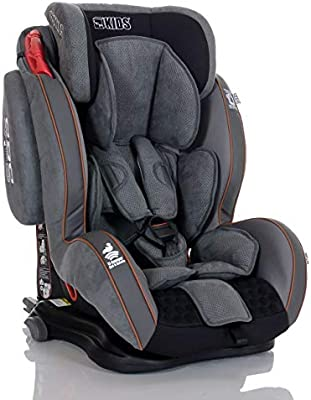 Silla Coche Grupo 1 2 3 Isofix GT 9-36 kg - SPS - Reclinable ...