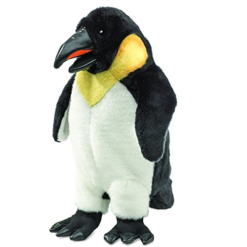 (Folkmanis Emperor Penguin Hand Puppet )