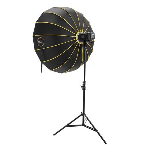 Glow EZ Lock Collapsible White Beauty Dish (42'') by Glow (Image #4)