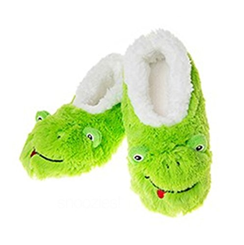 FROG Chaussons pour femme LIME Snoozies UIdqBOOwx