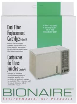 FILTER AIR DUAL FOR F150 by Bionaire: Amazon.es: Hogar