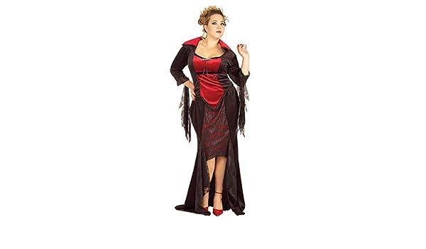 Scarlet Vampira Traje XL: Amazon.es: Juguetes y juegos