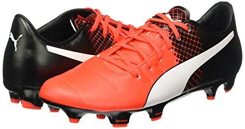 Puma soccer shoes evoPower 3.3 FG 103583 01 Football Men Red blast-puma white-puma Black i1Kw1