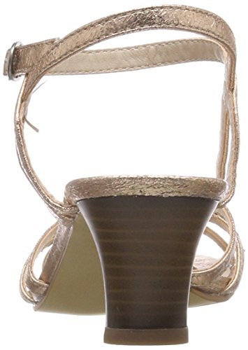 Esprit Ladies Birkin Sandal Sandali Con Cinturino Beige (nudo)