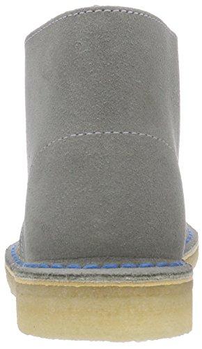 Clarks Originals Desert Boot Damen Hohe Sneakers Grau (Greystone)