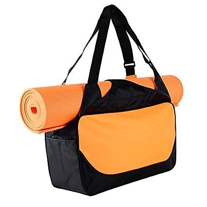 Bolsa para esterilla de yoga, ligera, bolsa de transporte ...