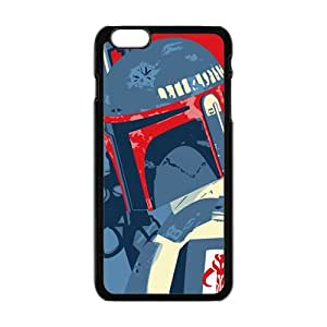 Star Wars Cell Phone Case for iPhone plus 6 by lolosakes