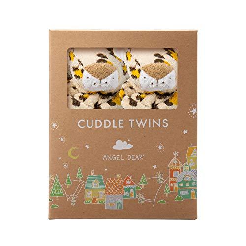 - Angel Dear Cuddle Twin Set, Leopard Print