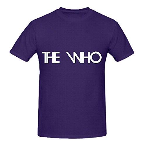 who-the-logo-jazz-men-o-neck-art-shirt-purple