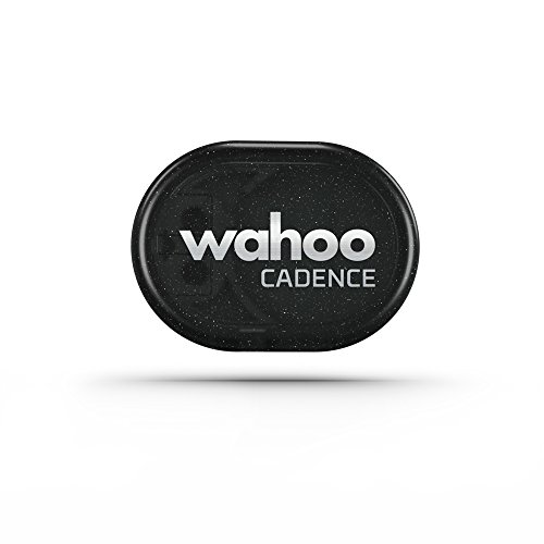 Wahoo RPM Cycling Cadence Sensor, Bluetooth / (Bike Computer With Cadence)