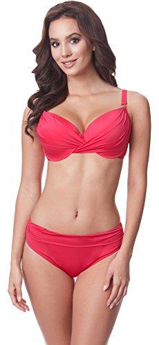 Merry P62175m Bikini Completo Donna Style Lampone 6q6HwAr
