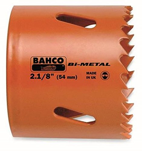 Bahco 2-3/4-Inch 3830-70-VIP Bi Metal Hole Saw ()