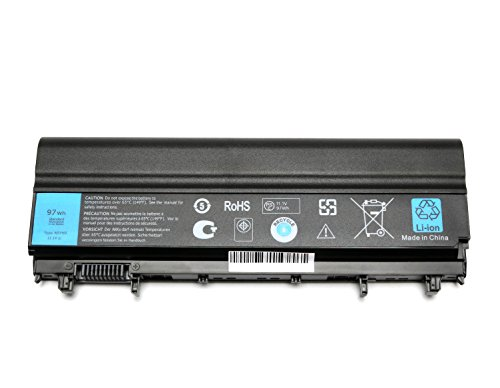 11.1v 97wh New Battery E5540 Compatible VVONF N5YH9 0K8HC 7W6K0 VV0NF F49WX CXF66
