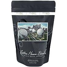 Beaumont, Texas - General View of the World's Largest Petroleum Butadiene Plant (8oz Whole Bean Small Batch Artisan Coffee - Bold & Strong Medium Dark Roast w/ Artwork)