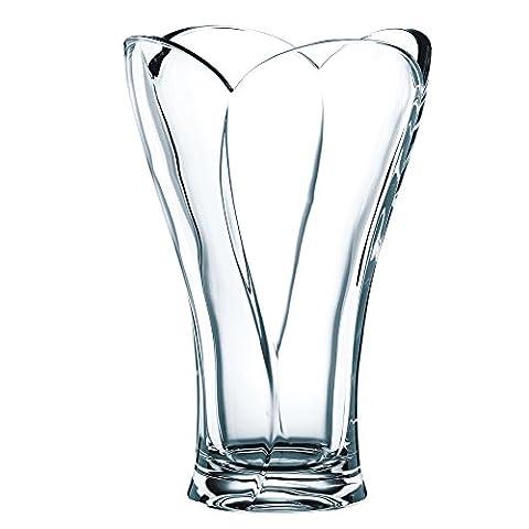 Nachtmann Calypso 10-Inch Crystal Vase