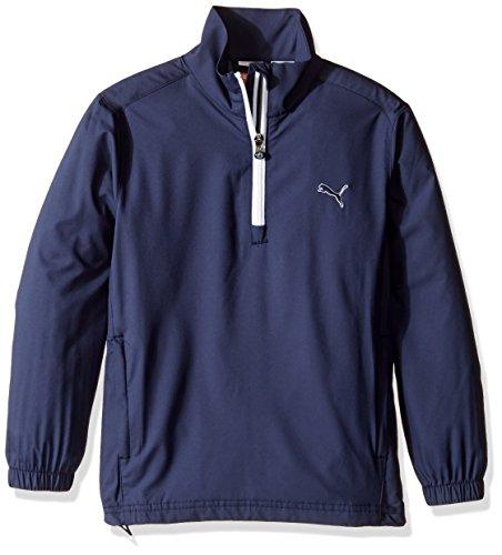 1/2 Zip Golf Jacket - 1