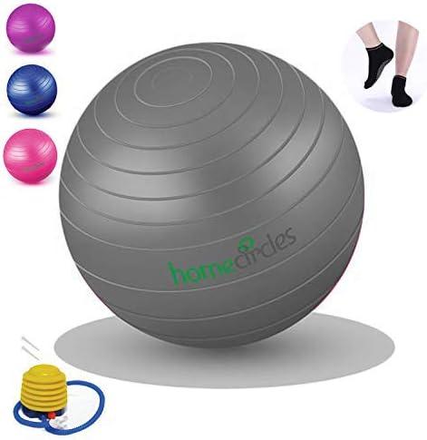 Home Circles Extra Thick Birthing Ball Pregnancy 65cm