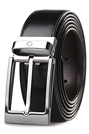 Montblanc Casual Collection Reversible Leather Belt 105090