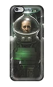 Case Cover For Apple Iphone 6 Plus 5.5 Inch kin Premium High Quality Alien Isolation Case