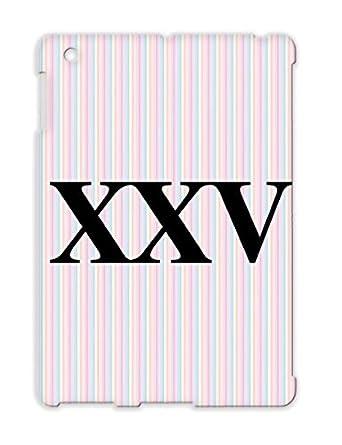 Xxv Symbols Annual Numeral Five Number 25 Roman Fifth Twenty ...