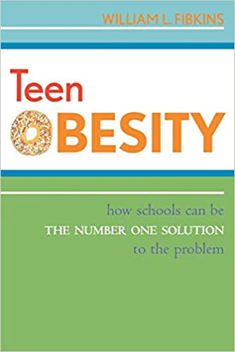 A book on teen obesity